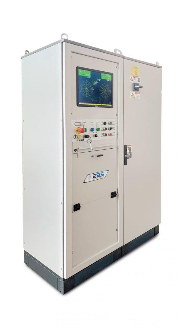 Cabinets – Balancing machines