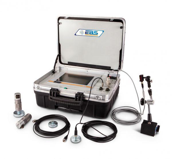 EP2-TS Portable instrument for balancing