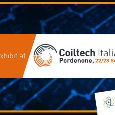 COILTECH 2021 | Stand C23 Padiglione 6