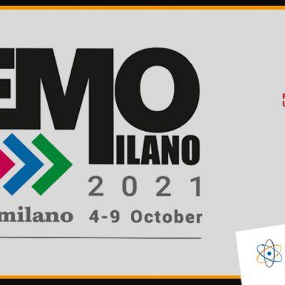 EMO 2021 | Stand E27/E29 Padiglione 5/7