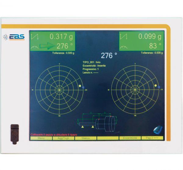 Instrumentation for Balancing Machines