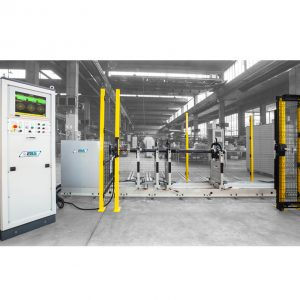 Safety Guards – Perimetral guard for horizontal balancing machines
