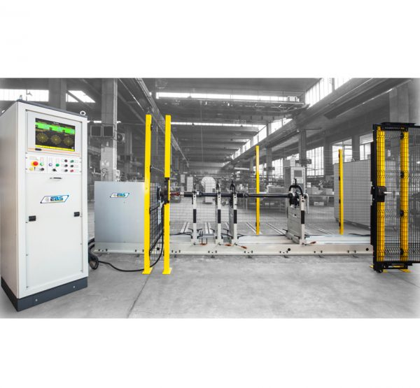 Safety Guards – Perimetral guard for horizontal balancing machines